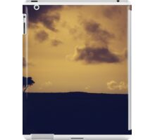 The loneliness of a moorland tree iPad Case/Skin
