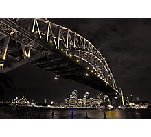 Sydney Harbour Bridge - The Magnificent Photographic Print