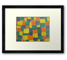ABSTRACT 475 Framed Print