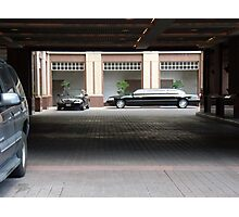 The Limo Photographic Print