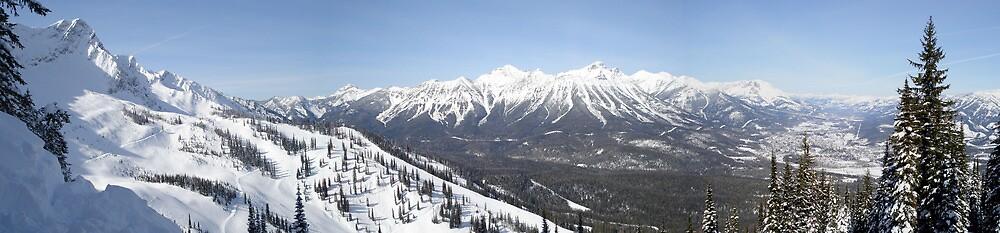 Fernie Alpine Resort, BC, Canada by slipdavies