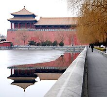 Beijing - ?? - Forbidden City. by Jean-Luc Rollier