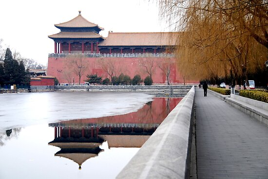 Beijing - 故宫 - Forbidden City. by Jean-Luc Rollier