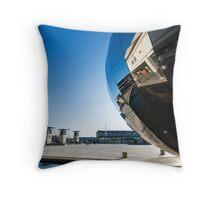 Globe Throw Pillow
