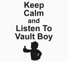 Listen to Vault Boy by Steven Hoag