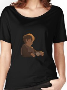 Coffee Boy Women's Relaxed Fit T-Shirt