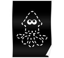 Ninja Squid Poster