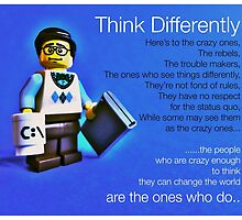 Think differently...... by TimConstable