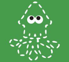 Ninja Squid Baby Tee