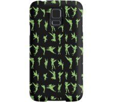 Flying Green Fairy Samsung Galaxy Case/Skin