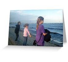 Altona Beach ~ Victoria Greeting Card