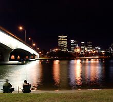 Perth city, Australia by tmyusof