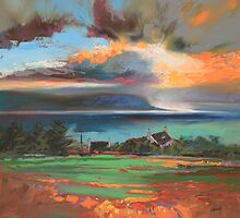 Uig Sky by scottnaismith