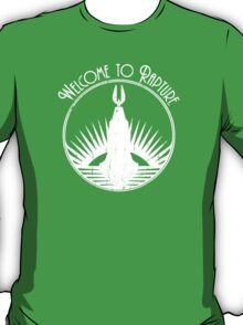 Bioshock Welcome To Rapture T-Shirt