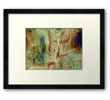 The Night Light Framed Print