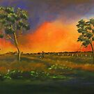Western Sunset sold 13-9-2012 by Sandra  Sengstock-Miller