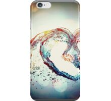 Light Up Your Heart iPhone Case/Skin