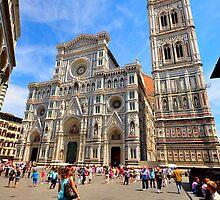 Duomo - Gothic Masterpiece II by Denis Molodkin