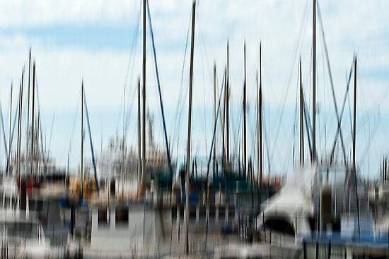 Tall masts #03 by LouD