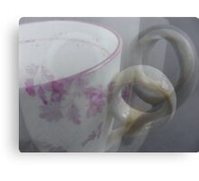 Coffee cup compilation Canvas Print