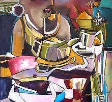 Retreat by Carmen  Cilliers
