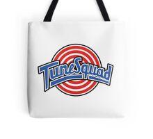 Tunes Squad - Space Jam Logo Tote Bag