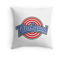 Tunes Squad - Space Jam Logo Throw Pillow
