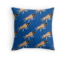 Termite Throw Pillow
