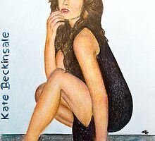 The lovely Kate Beckinsale by TheJWay