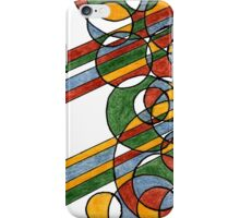 Wallpaper - Extrusion iPhone Case/Skin