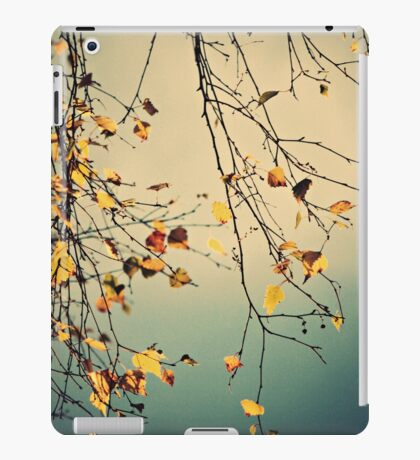 A Poem from Nature iPad Case/Skin