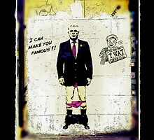 """""""I can make you famous""""- Max Clifford by Tim Constable"""