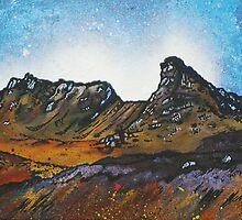 The Cobbler (Ben Arthur), Arrochar, Scottish Western Highlands by Andrew Peutherer