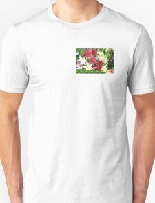 Holiday Fucsia Unisex T-Shirt