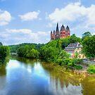 Limburg an der Lahn, Germany by Hans Kool
