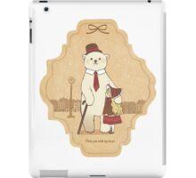 Teddy Love iPad Case/Skin
