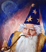 Wizard by Olga Gorbacheva