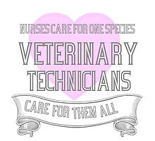 Vet Techs care by mclaurin612