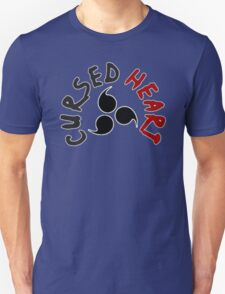 Cursed heart - Naruto-Shippude t shirt, iphone case & more T-Shirt
