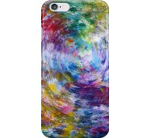 What does the Universe look like in Color? iPhone Case/Skin