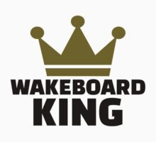 Wakeboard King by Designzz