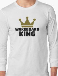 Wakeboard King Long Sleeve T-Shirt