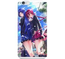 Akane and Aoi from Joukamachi no Dandelion iPhone Case/Skin