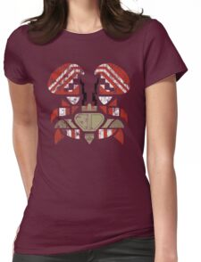Monster Hunter - Hermitaur Logo Womens Fitted T-Shirt