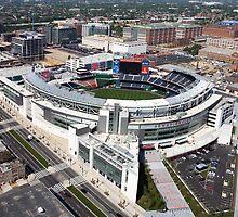 Washington Nationals Stadium by Jimmy Wasson
