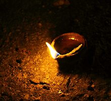 Traditional light by Naveen Karunaratne