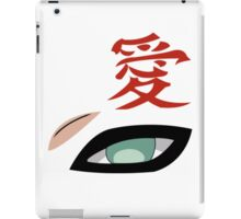 Sabaku No Gaara t shirt, iphone case & more iPad Case/Skin