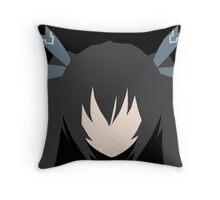 4 Goddesses -Black v1 Throw Pillow