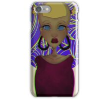 In chaos, there is fertility iPhone Case/Skin