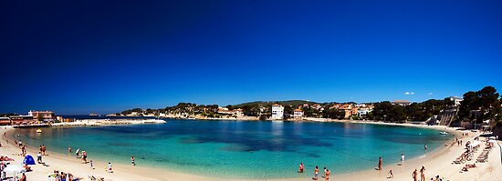 Bandol Panorama by Chris Rollason